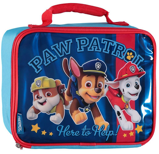 Thermos Soft Lunch Kit, Blue Paw Patrol