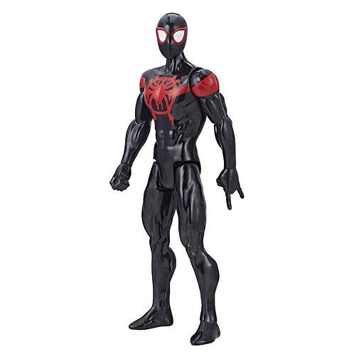 Spider-Man Into the Spider-Verse Titan Hero Series Miles Morales 12-Inch Action