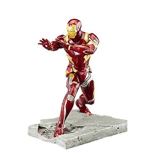 Civil War Movie Iron Man Mark 46