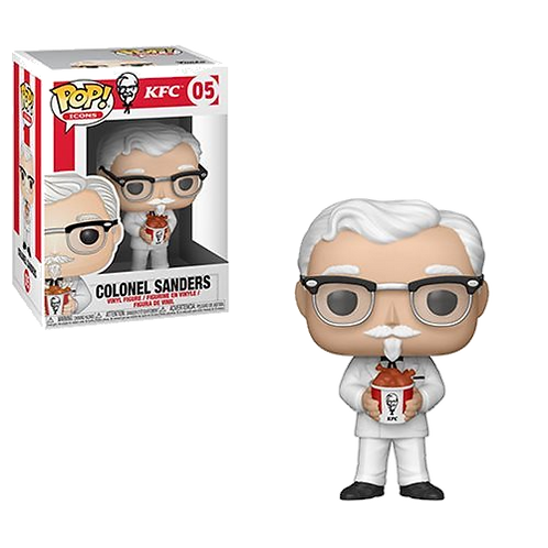 KFC Colonel Sanders Pop! Vinyl Figure #05