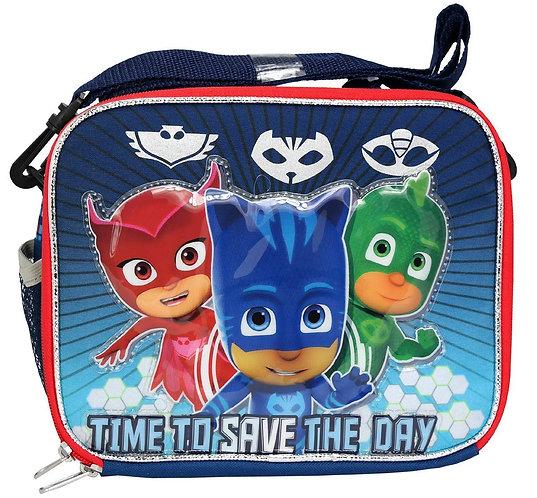 PJ Masks Catboy Gekko Owlette Soft Lunch bag