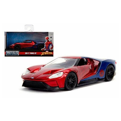 Hollywood Rides Spider-Man 2017 Ford GT 1:32 Vehicle: