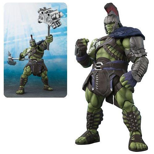 Thor: Ragnarok Hulk SH Figuarts Action Figure P-Bandai Tamashii Exclusive