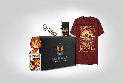 Lion King 4 Items Bundle