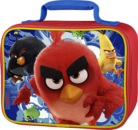 Thermos Soft Lunch Kit, Angry Birds