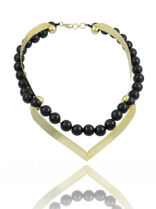 necklace onyx