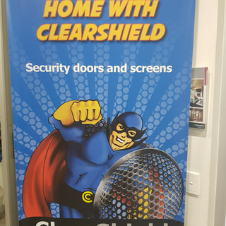 Clearshield banner