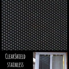 Largs North ClearShield window screen
