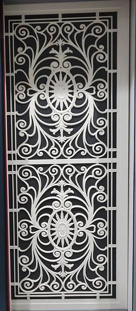 SP 6 cast panel door