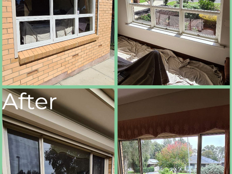 New window gives 70s home new lease on life