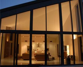 ClearShield with windows raked edge Burnside