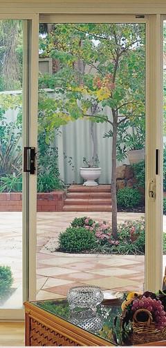 Hillbank ClearShield sliding security door