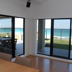 Henley Beach ClearShield sliding doors