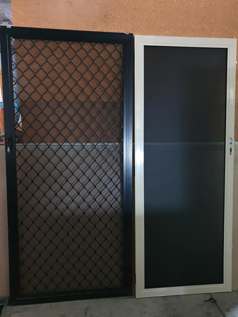 ClearShield security screen & diamond gr