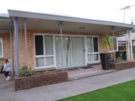 Completely new look for Largs Bay residence