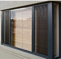 ClearShield security window screens located in Paralowie