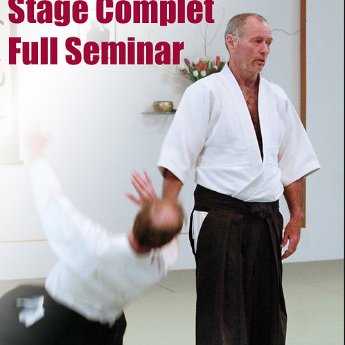 Stage Complet - Full Seminar