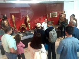 Visite au Musée d'Art Asiatique de Nice