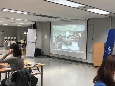 [You&ADI 연결고리] 젠더기반폭력 대응 워크숍 참여