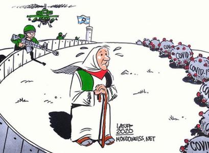 코로나19와 팔레스타인의 투쟁과 연대