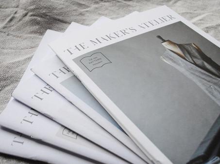 The Maker's Atelier magazine