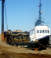 Ashmead Ali Contracting Barge Services
