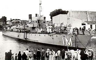 L'Impétueuse - 1933