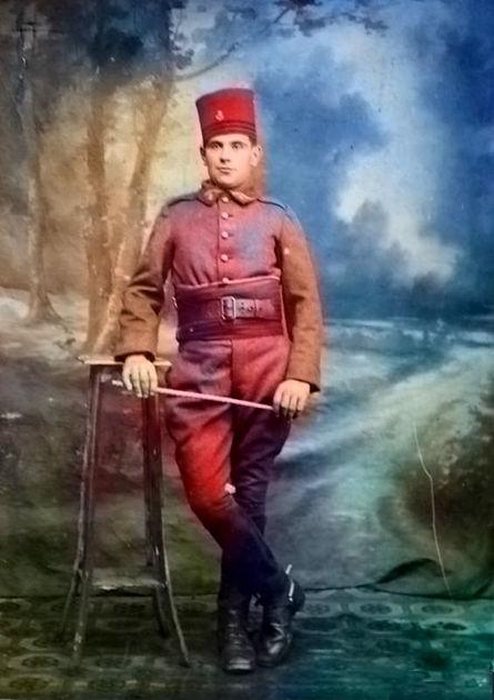 Treouergat venneugues plouguin patrimoine histoire guerre 1914 1918 14 18 patrick milan