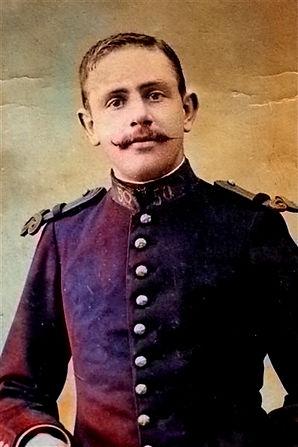Poullaouec François Marie simier madeleine patrick miln plouguin treouergat patrimoine histoire guere 1914 14 18
