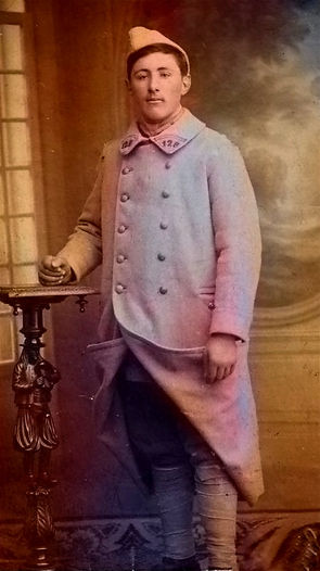 Cariou Jean Louis patrick milan treouergat porspoder ploumoguer patrimoine histoire guerre1914 1918 14 18