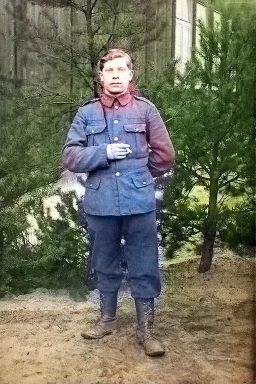 Le Clèch Victor treduder Treouergat plouguin patrimoine histoire guerre 1914 1918 paris patrick milan