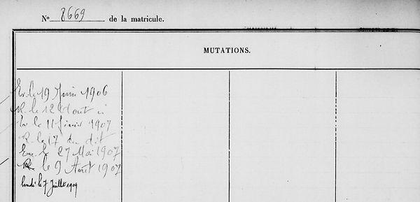 Maguérès Guillaume Pierre Marie lambezellec huguen hugen hugon bagne guyane bagnard finistere