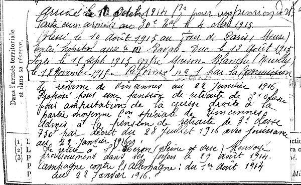 gourmelon maxime brest saint cheron 14-18 Finistère Non Mort France Réformé maladie tuberculose suicide fusillé accident