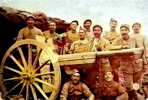 Poullaouec Yves Marie veunnegues milan patrick plouguin treouergat patrimoine histoire guerre 1914 14 18