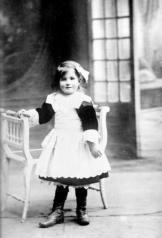 marie mendres cabonet saint evarzec Adopte orphelin finistere guerre 14 18 1914 1918 américain
