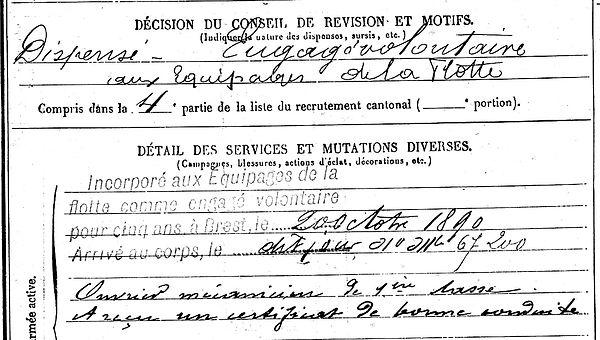marec allain marie lannilis beauvais brest lambezellec 14-18 Finistère Non Mort France Réformé maladie tuberculose suicide fusillé accident