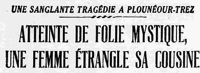 Sanglante tragédie à Plounéour-Trez _01.