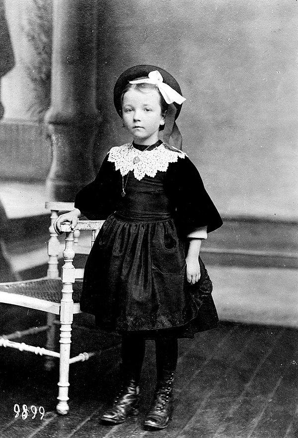 jeanne hemon dineault Adopte orphelin finistere guerre 14 18 1914 1918 américain