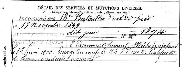 messager john brest arnouville 14-18 Finistère Non Mort France Réformé maladie tuberculose suicide fusillé accident