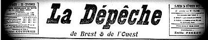 drame landeda goemonier mort crim histoire noire finistere assassinat kerenoc patrick milan presse 1926