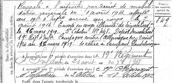 Dagorn Joseph Marie Lampaul ploudalmezeau patrick milan anne appriou guerre 1914 1917 14 18 patrimoine histoire plouguin finistere