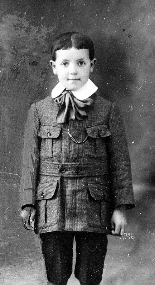 françois prigent brest Adopte orphelin finistere guerre 14 18 1914 1918 américain