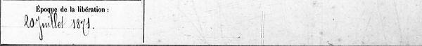 Portz Marie Nicole landerneau lortz fresais blattier bagne guyane