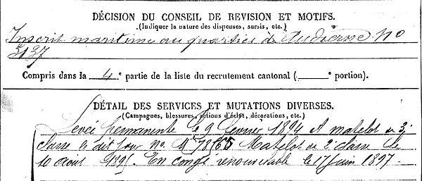riou clet marie prosper cleden cap sizun rodez 14-18 Finistère Non Mort France Réformé maladie tuberculose suicide fusillé accident