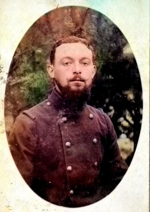 Lannuzel Pierre Ploudalmézeau Treouergat plouguin patrimoine histoire guerre 1914 1918 paris patrick milan