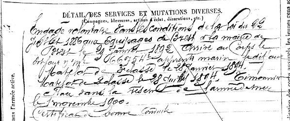 gourvil ferdinand louis lehon dinan 14-18 Finistère Non Mort France Réformé maladie tuberculose suicide fusillé accident