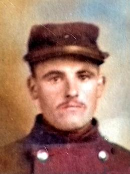 Calvarin hamon 48 regiment infanterie treouergat plouguin patrick milan patrimoine histoire guerre 1914 1918 14 18