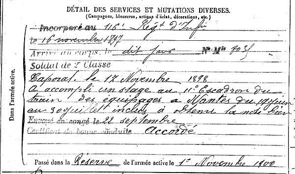 rohel joseph loc eguiner ouessant 14-18 Finistère Non Mort France Réformé maladie tuberculose suicide fusillé accident