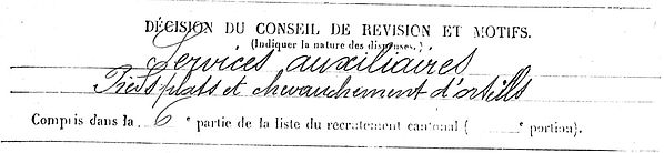 roudaut jerome marie dirinon sables olonnes 14-18 Finistère Non Mort France Réformé maladie tuberculose suicide fusillé accident
