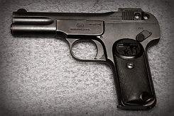 Browning-1900 crime meurtre plouguin assassin mort fusil jacob